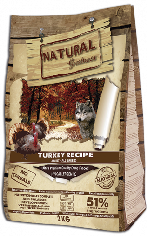 Natural Greatness Turkey Recipe