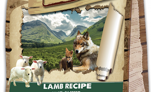 Natural Greatness Lamb Recipe Sensitive
