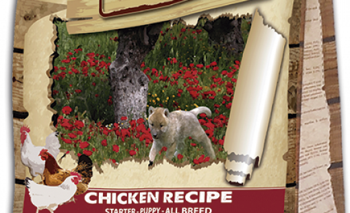 Natural Greatness Chicken Recipe Starter Puppy